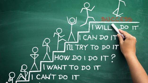 11 lời khuyên giúp bạn biến mọi thất bại thành vinh quang: Đừng bao giờ khiến bản thân thua cuộc trên chính đường đua của mình! - Ảnh 2.