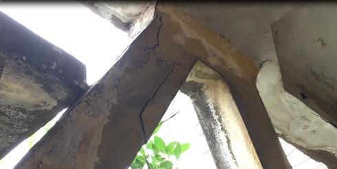 """Người Sài Gòn liều mình sống trong chung cư """"răng rụng"""" - Ảnh 10."""