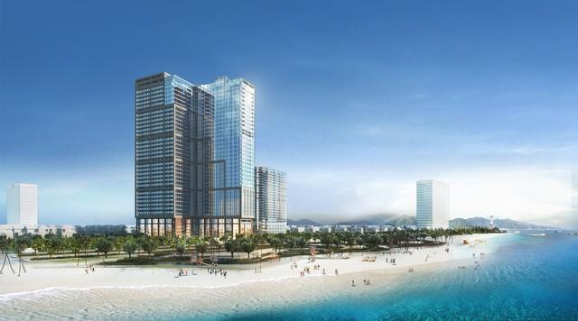 """Dự án cao ốc hơn 40 tầng nằm """"đắp chiếu"""" trên đất vàng Đà Nẵng - Ảnh 1."""