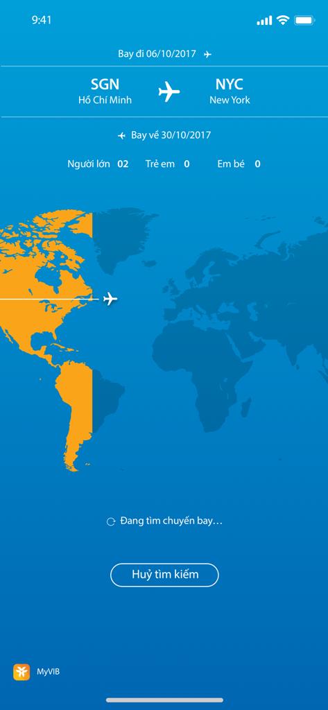 Cơ hội du lịch miễn phí khi đặt phòng, mua vé máy bay qua MyVIB - Ảnh 2.