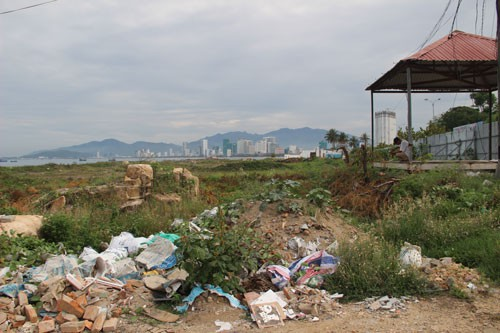 Vịnh Nha Trang bị xâm lấn 53.000 m2 - Ảnh 1.