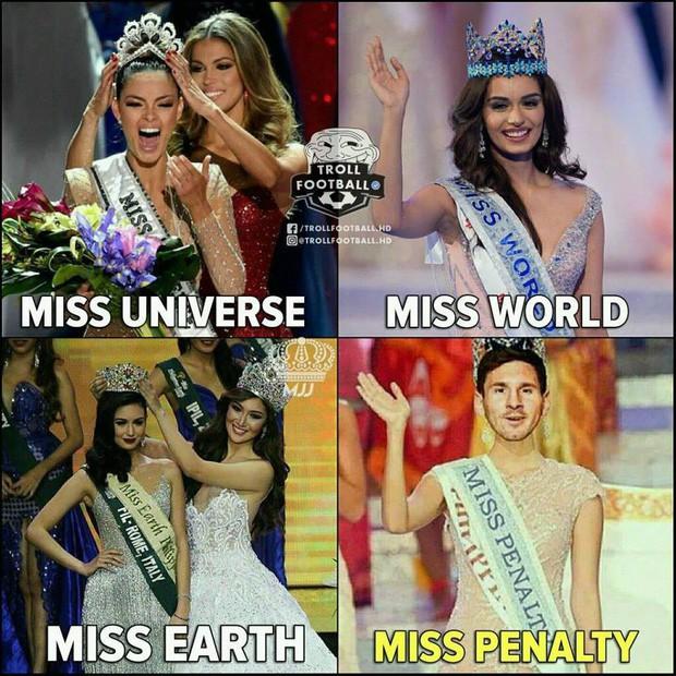 Từ nay, hãy gọi Messi là Miss Penalty - Ảnh 2.
