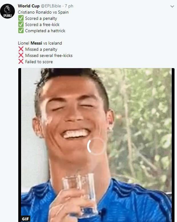 Từ nay, hãy gọi Messi là Miss Penalty - Ảnh 4.