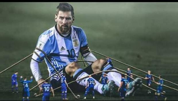 Từ nay, hãy gọi Messi là Miss Penalty - Ảnh 8.