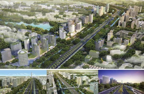 Cận cảnh về siêu đô thị thông minh hơn 4 tỷ USD Nhật Tân – Nội Bài trong tương lai - Ảnh 11.