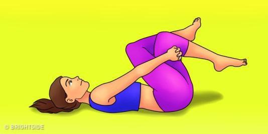 Bài tập đơn giản giúp xua tan chứng đau lưng khó chịu chỉ trong 10 phút - Ảnh 3.