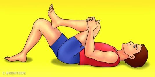 Bài tập đơn giản giúp xua tan chứng đau lưng khó chịu chỉ trong 10 phút - Ảnh 5.