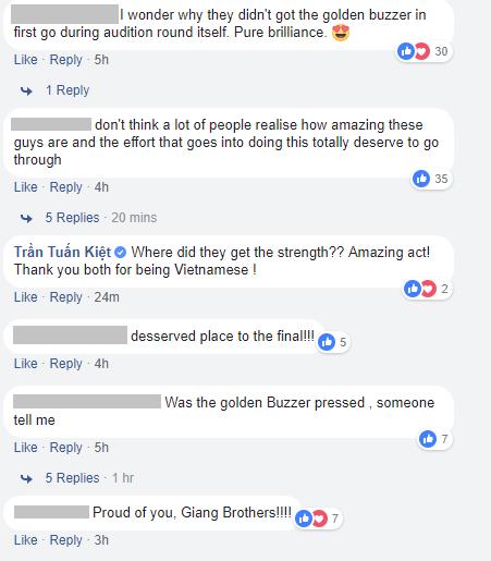 Xem tiết mục của Quốc Cơ - Quốc Nghiệp tại Bán kết Got Talent, khán giả thế giới tiếc vì 2 anh em không nhận được nút vàng - Ảnh 4.