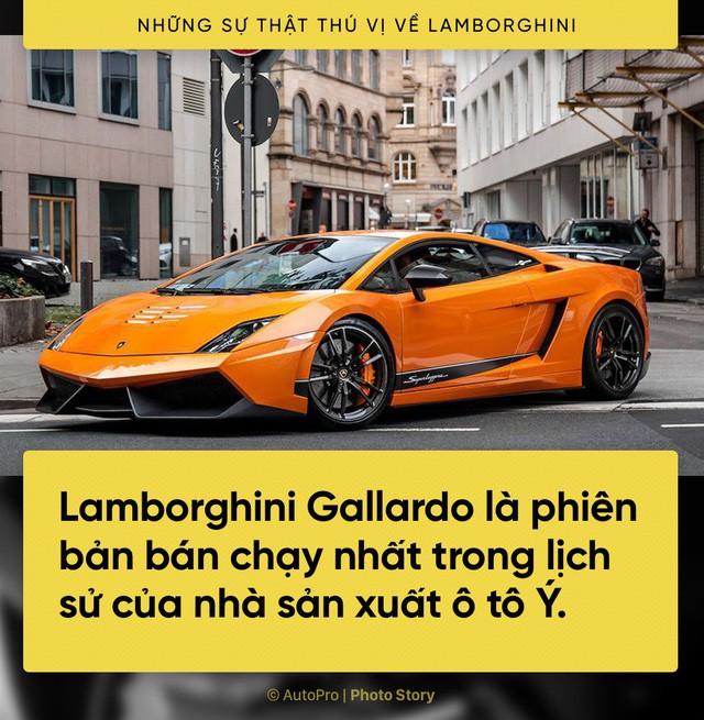 [Photo Story] 10 điểm thú vị ai cũng cần biết về Lamborghini - Ảnh 9.