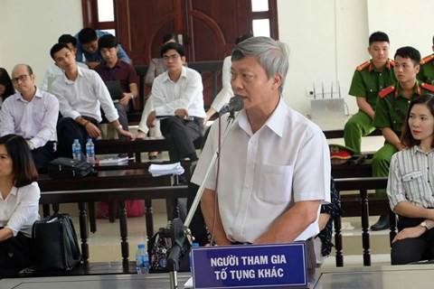 Cựu thành viên HĐQT PVN: Nể ông Đinh La Thăng nên xác nhận không đúng thực ở - Ảnh 2.