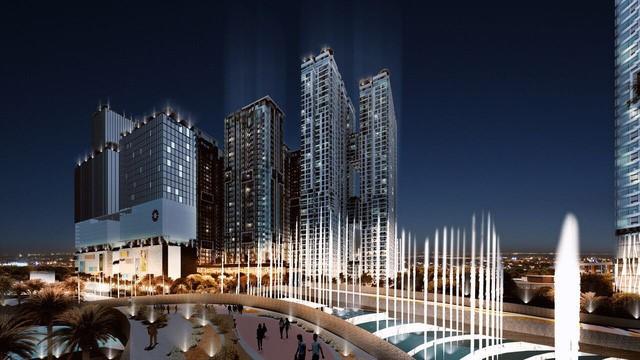 Tân Hoàng Minh xây những con phố gần nghìn tỷ, đổi 20ha đất vàng quận Hoàng Mai - Ảnh 3.