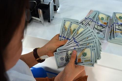 Giá USD tăng mạnh có đáng lo? - Ảnh 1.