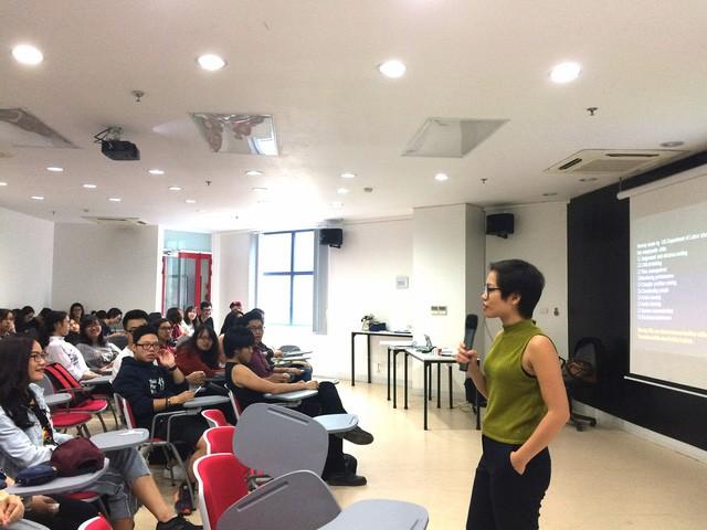 Từng bị đuổi việc rồi thất nghiệp, cô gái 8x cựu sinh viên Ngoại Thương gói ghém thất bại làm học liệu, mở Startup giáo dục nâng tầm người Việt - Ảnh 3.