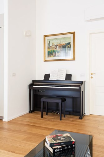 Thiết kế căn hộ theo phong cách hiện đại - Ảnh 3.