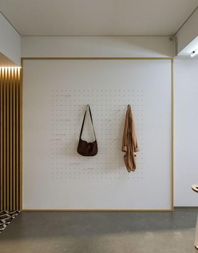 Căn hộ 23 m2 thiết kế theo phong cách tối giản - Ảnh 5.