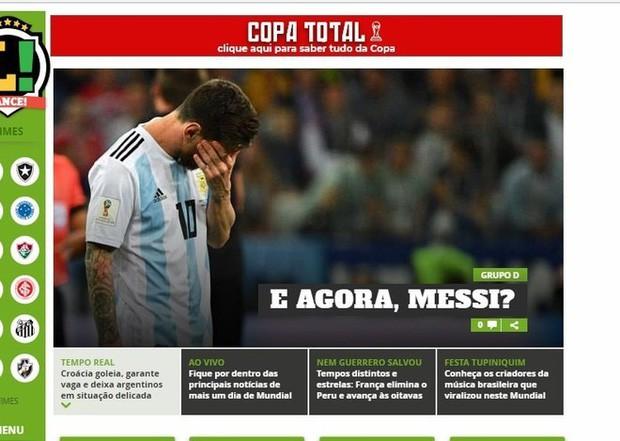 Truyền thông thế giới sốc: Messi và Argentina bên bờ vực thẳm - Ảnh 6.