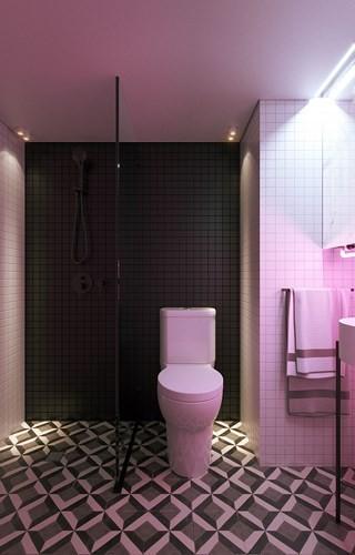 Căn hộ 23 m2 thiết kế theo phong cách tối giản - Ảnh 7.