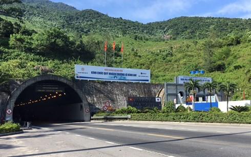 Chủ đầu tư đề nghị trả lại hầm Hải Vân do không được đặt trạm thu phí - Ảnh 1.