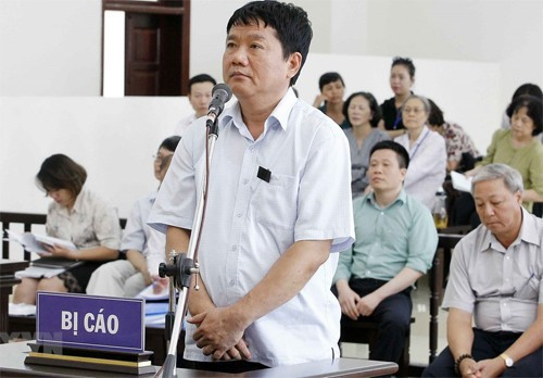 Ông Đinh La Thăng nói lời sau cộng: Tôi không có tội - Ảnh 1.
