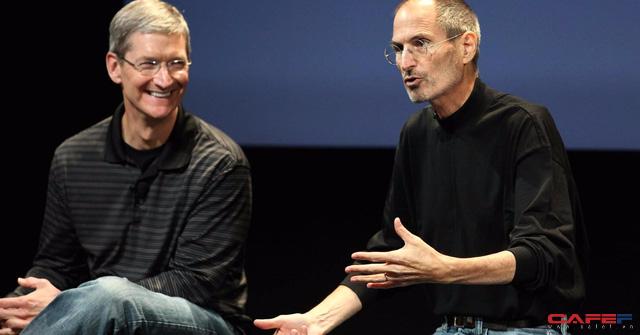 5 phút làm thay đổi cuộc đời Tim Cook: Từ bỏ công việc tốt, vị trí cao để theo huyền thoại Steve Jobs chỉ vì ánh mắt chưa từng thấy bao giờ  - Ảnh 1.