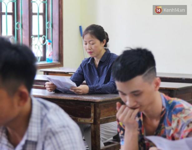 Nghệ An: Thí sinh 50 tuổi dự thi THPT Quốc gia 2018 để thực hiện ước mơ cuộc đời - Ảnh 2.