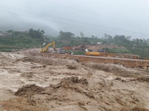 19 người chết và mất tích do mưa lũ ở miền núi phía Bắc - Ảnh 1.