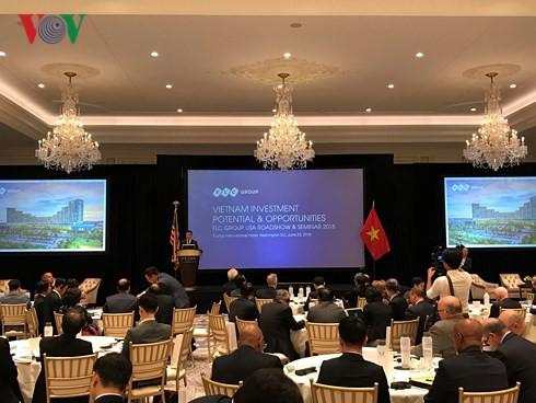 Việt Nam và Hoa Kỳ đẩy mạnh hợp tác 3 trụ cột kinh tế lớn - Ảnh 2.
