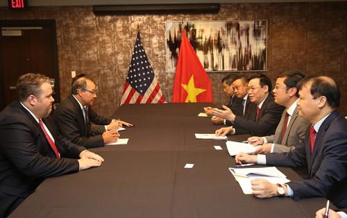 Nhiều công ty Hoa Kỳ mở rộng kinh doanh ở Việt Nam - Ảnh 1.