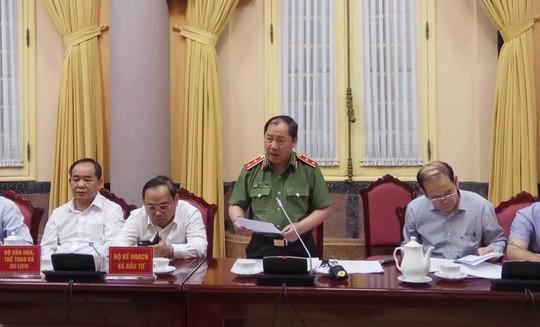 Công bố Lệnh của Chủ tịch nước về Luật An ninh mạng - Ảnh 1.