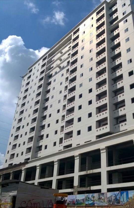 Vụ đấu giá chung cư Gia Phú: Người mua nhà vẫn được bảo đảm ích lợi - Ảnh 1.