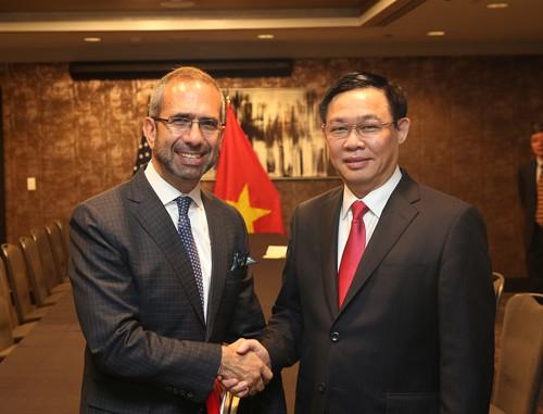 Nhiều công ty Hoa Kỳ mở rộng kinh doanh ở Việt Nam - Ảnh 2.