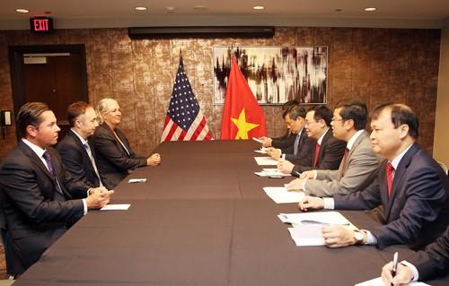 Nhiều công ty Hoa Kỳ mở rộng kinh doanh ở Việt Nam - Ảnh 3.
