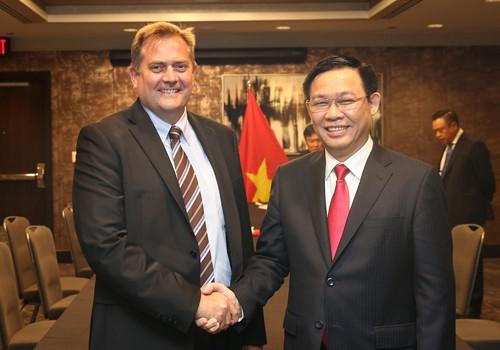Nhiều công ty Hoa Kỳ mở rộng kinh doanh ở Việt Nam - Ảnh 4.