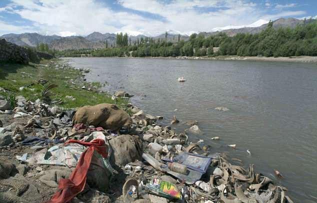 Hầu hết rác thải trên đại dương đều tới từ 10 con sông này - Ảnh 5.