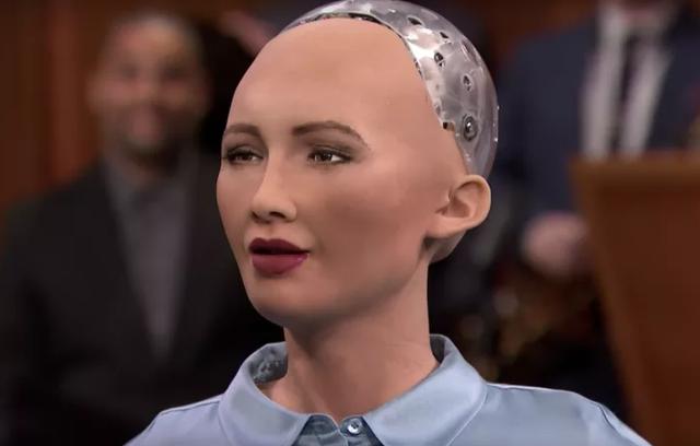 Trong ngày mai, Robot Sophia sẽ có mặt tại Việt Nam trả lời phỏng vấn báo giới - Ảnh 1.