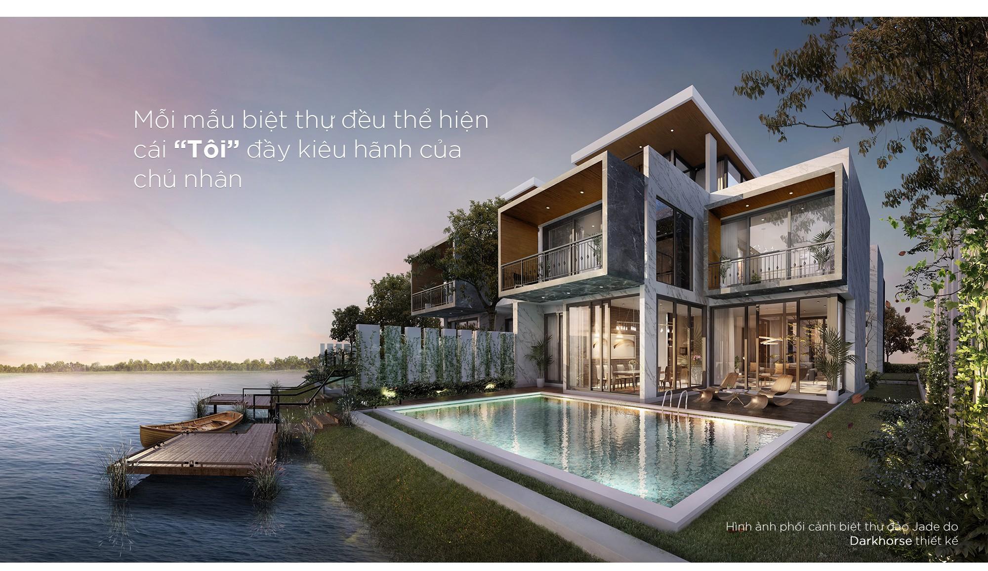 Khám phá không gian sống triệu đô mang tên Ecopark Grand - The Island - Ảnh 5.