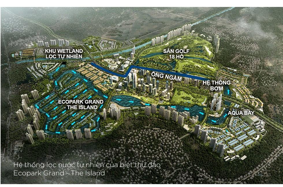 Khám phá không gian sống triệu đô mang tên Ecopark Grand - The Island - Ảnh 14.