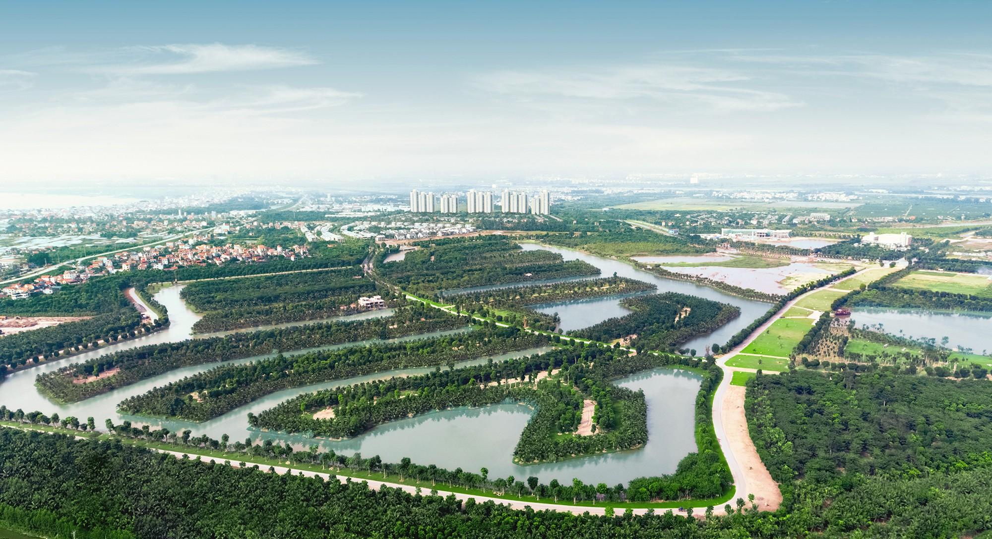 Khám phá không gian sống triệu đô mang tên Ecopark Grand - The Island - Ảnh 4.
