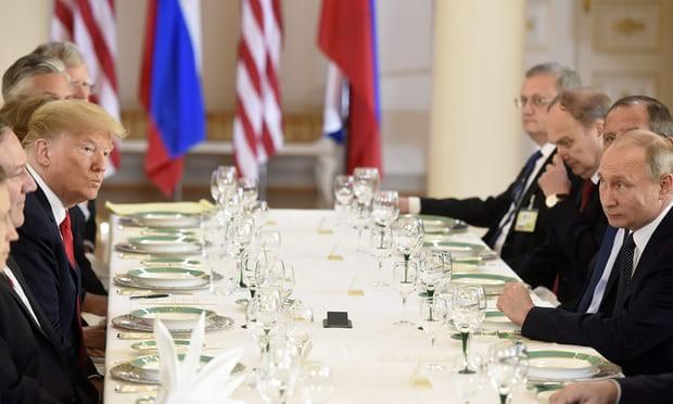 Toàn cảnh Thượng đỉnh Helsinki: Chấp nhận rủi ro chính trị để theo đuổi hòa bình - Ảnh 4.
