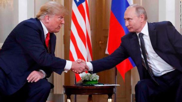 Toàn cảnh Thượng đỉnh Helsinki: Chấp nhận rủi ro chính trị để theo đuổi hòa bình - Ảnh 7.