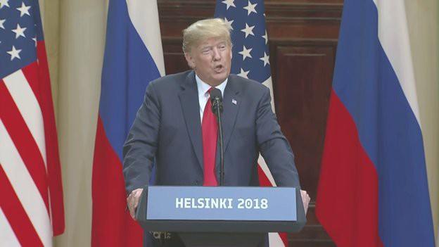 Toàn cảnh Thượng đỉnh Helsinki: Chấp nhận rủi ro chính trị để theo đuổi hòa bình - Ảnh 3.