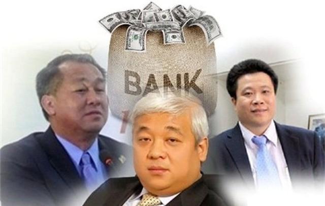 Những sếp ngân hàng vang bóng 1 thời nhưng giai đoạn này…tăm tối - Ảnh 1.