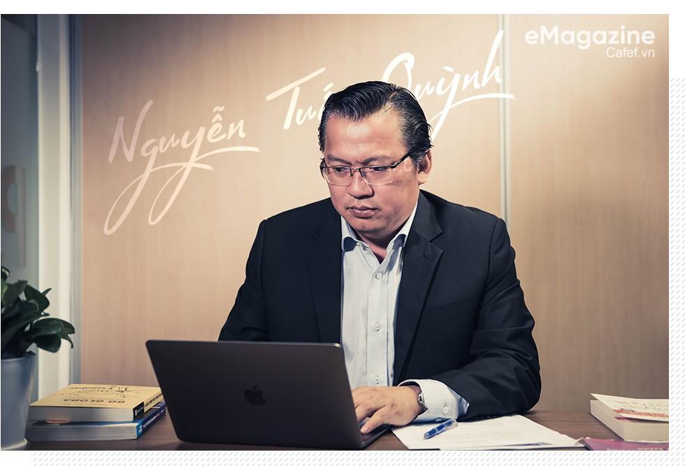 CEO Nguyễn Tuấn Quỳnh: Saigon Books giúp tôi làm được điều mình yêu thích, còn đầu tư mới là để tìm kiếm lợi nhuận  - Ảnh 7.
