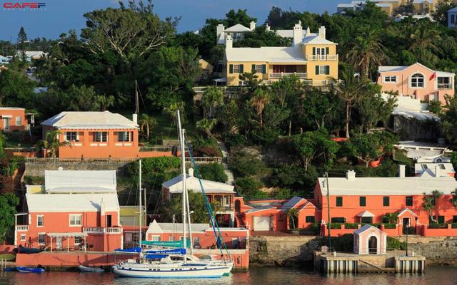 Không phải Zurich hay là London, Hamilton của tam giác quỷ Bermuda mới là thành phố có mức sinh hoạt đắt đỏ nhất thế giới - Ảnh 1.