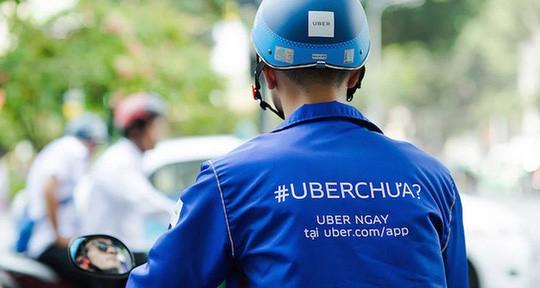 Cục Thuế TP HCM bó tay có tiền nợ thuế của Uber - Ảnh 1.