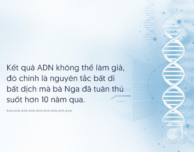 Kết quả xét nghiệm ADN: Chỉ vài dòng ngắn ngủi nhưng có thể thay đổi số phận cả một đời người! - Ảnh 12.