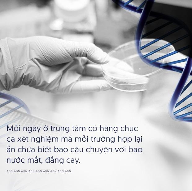 Kết quả xét nghiệm ADN: Chỉ vài dòng ngắn ngủi nhưng có thể thay đổi số phận cả một đời người! - Ảnh 10.