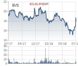 Lỗ lớn từ vận hành đầu tư, lợi nhuận quý 2 của Chứng khoán Bảo Việt (BVS) giảm 25% - Ảnh 1.
