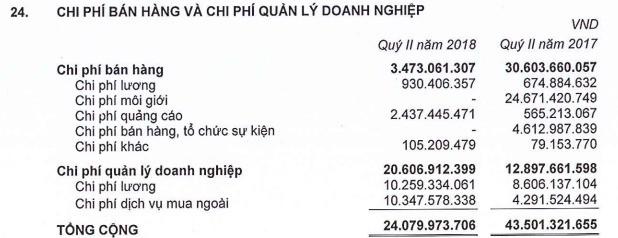 BĐS Phát Đạt (PDR): Ghi nhận 65 tỷ đồng lợi nhuận từ hợp tác đầu tư, LNST 6 tháng đạt 240 tỷ đồng - Ảnh 1.