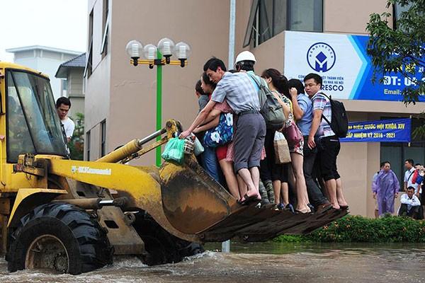 Hà Nội: Những điểm đen hễ mưa là ngập người mua nhà nên lưu ý - Ảnh 5.